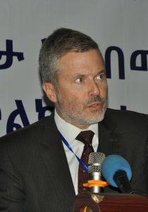 HE Andreas Gaarder, Ambassador of Norway